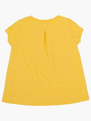 Футболка (92-116см) UD 1914 желтый