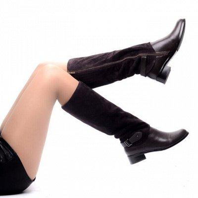 Обувь + без рядов! Шикарные новинки осень-зима 2020!  — Сапоги зимние — Зимние
