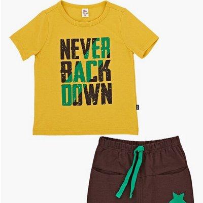 MINI MAXI: Садик+школа самый полный ассортимент  — Для мальчиков/Комплекты с шортами — Для мальчиков