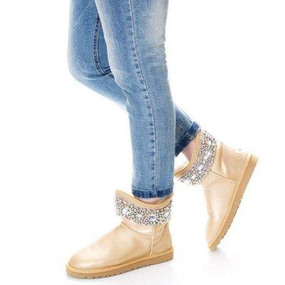 Обувь + без рядов! Шикарные новинки осень-зима 2020!  — Угги и валенки — Угги
