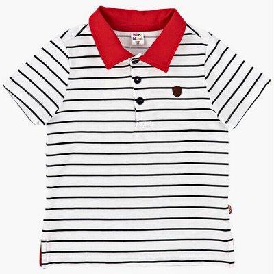 MINI MAXI: Садик+школа самый полный ассортимент  — Для мальчиков/Рубашки, поло — Рубашки