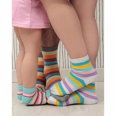 Удобная закупка. Все в одном месте, швабры, канц.товары .... — Тонкие носки для всей семьи  — Носки
