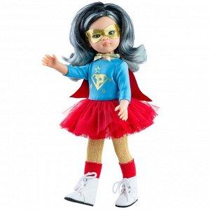54655 Одежда для куклы Супер Паола, 32 см