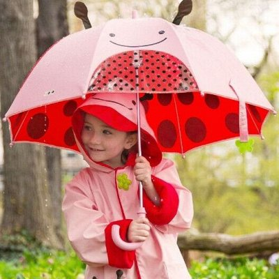 Акция на корзины! Всё для компактного хранения и порядка! — Зонты детские — Туризм и активный отдых