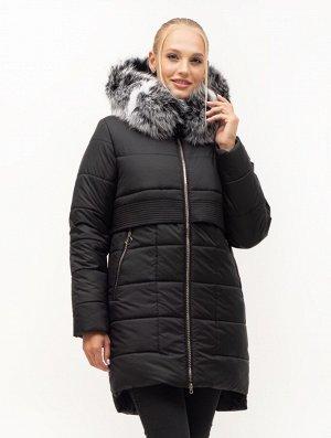 Молодёжная куртка пуховик Украина Код: 152 чёрный. чбк