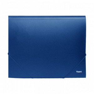Папка на резинках Axent 1508-02-A, А4, синяя