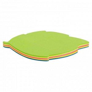 Блок бумаги с липким слоем Axent 2443-02-A, 70x70 мм, 50 листов, листок