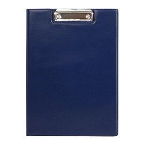 Папка-планшет с металлическим клипом Axent 2513-02-A, А4, синяя