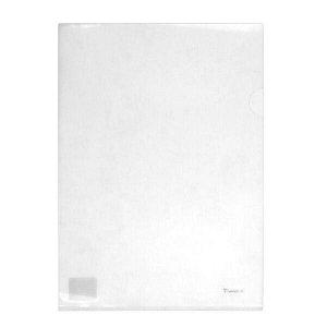 Папка-уголок Axent 1434-27-A, А4, прозрачная