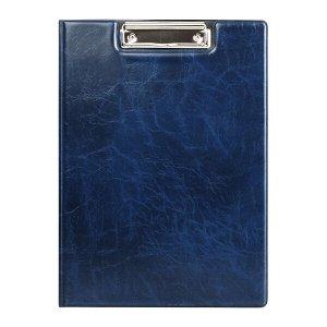 Папка-планшет с металлическим клипом Axent 2514-02-A Xepter, А4, синяя
