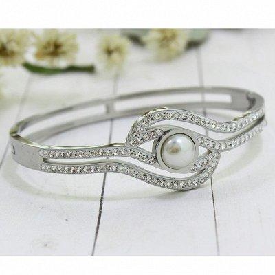Бижутерия Ve*Vett стильная и яркая.😍 — Браслеты ювелирная сталь — Браслеты