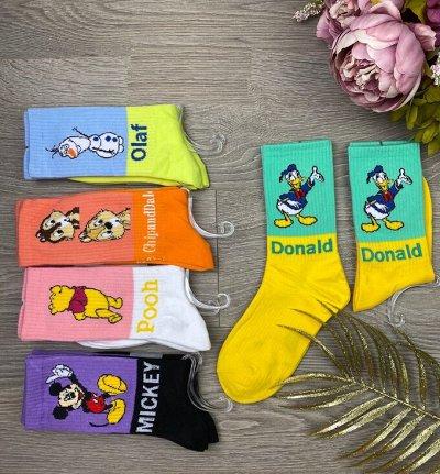 Крутая Распродажа Осень-Зима! Одежда и обувь!  — Носочки для всей семьи.Новинки — Носки