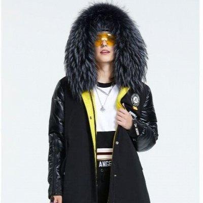 As**d – шикарные куртки и пуховики по Супер ценам! — ХИТ сезона! Зимняя парка-пуховик — Пуховики