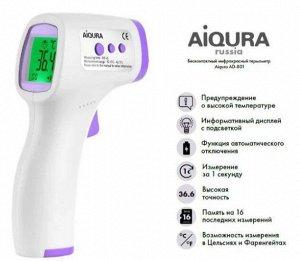 Бесконтактный инфракрасный термометр Aiqura AD-801