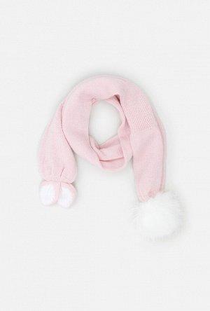 Шарф детский Race светло-розовый