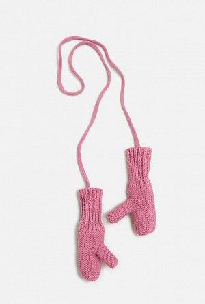 Варежки детские Sandcat светло-розовый