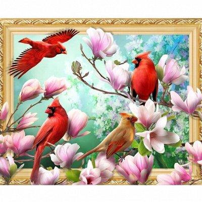 🎨 Я - художник.🎨 Быстрая доставка! — Алмазная мозаика 3D 40х50 — Мозаики и фреска
