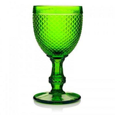 AN.UК-AN.UК  декор,посуда,мебель! Любимые цветные бокалы! — Посуда (стекло) — Посуда
