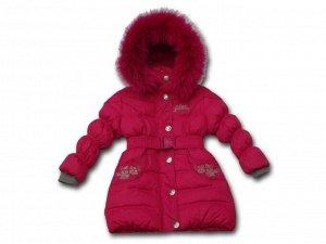 Пальто DONILO цвет малина