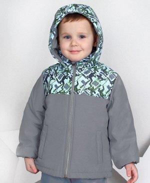 Куртка для мальчика на осень-весну 75342-мо15