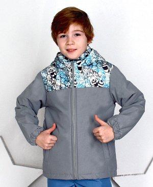 Куртка для мальчика на осень-весну 75352-мо15