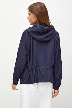 Куртка  жен. Forro  темно-голубой