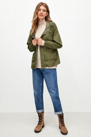 Куртка  жен. Forro  хаки