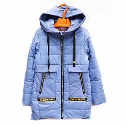 Куртка дет. KEEZO zz-19-37-2 р-р 134-158 5 шт, цвет голубой