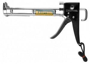 KRAFTOOL полукорпусной пистолет для герметика Professional