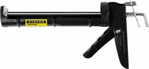 STAYER полукорпусной пистолет для герметика Standard