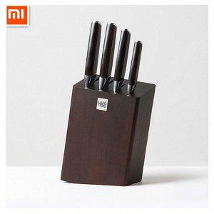 Набор ножей Xiaomi Huo Hou Fire Waiting Steel на подставке