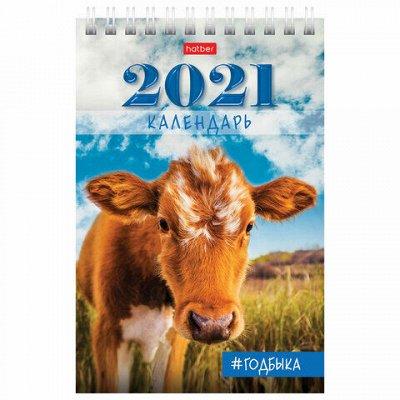 Товары для дома, офиса, школы +Новый год . — Календари 2021 — Ежедневники, блокноты, альбомы