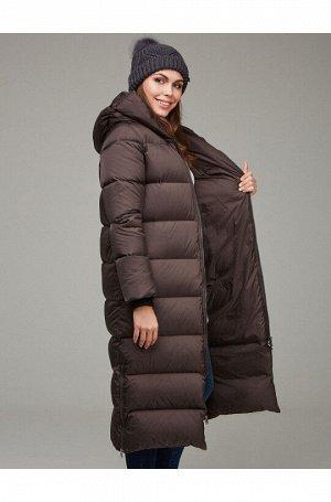 женское пальто пуховое