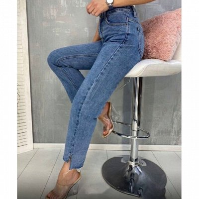 Комфортный трикотаж, джинсы по доступным ценам! — Джинсы и джеггинсы — Джинсы