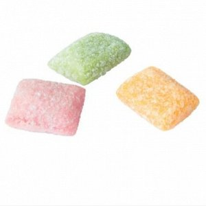 Карамель «Фруктово-ягодная» в сахаре, открытая, 100 гр