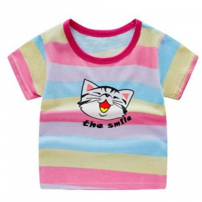 Детям! Тёплые штаны, пижамы, кофточки, футболки — Футболки — Одежда для дома
