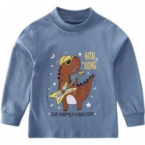 Детям! Тёплые штаны, пижамы, кофточки, футболки — Хлопковые лонгсливы — Кофты и жакеты