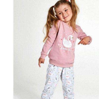 Стильные пижамы Sensis,Aruelle❤ Новинки! 🔥 — Cornette Девочкам — Одежда для дома