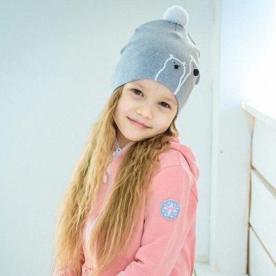 YOURYOUR-4.  Шапки и шарфы для всей семьи — Весна/лето шапки для девочек — Шапки