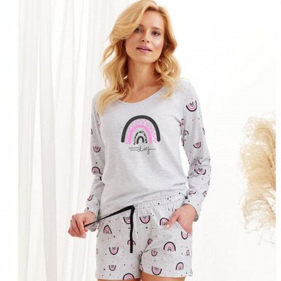 Стильные пижамы Sensis,Aruelle❤ Новинки! 🔥 — Taro Женское — Одежда для дома