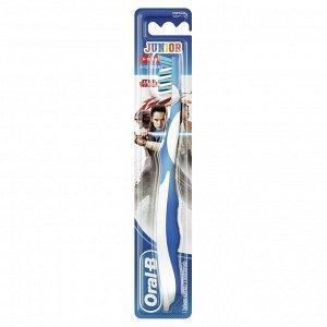 Зубная щетка ORAL-B Junior для детей (6-12) Мягкая