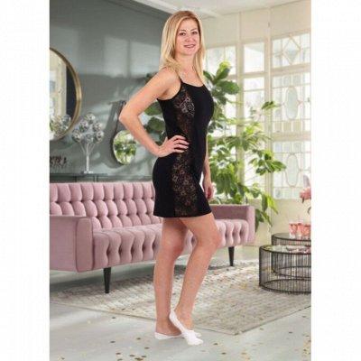 Симпатичная  одежда для дома!  — Коллекция «Black & White» — Сорочки и пижамы
