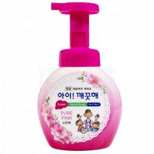 """CJ LION Пенное мыло для рук """"Ai - Kekute"""" 250мл (насос) Цветочный букет  НОВИНКА!!"""