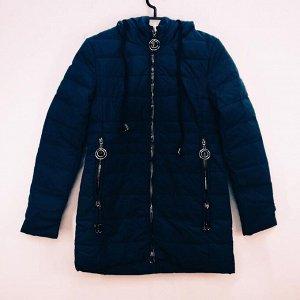 Куртка демисезонная со встроенными наушниками