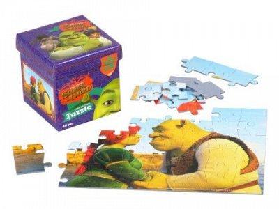 Мульт-Бюджет! Товары для детей с любимыми героями!  — Пазлы до 300 элементов (3-6 лет) — Конструкторы и пазлы
