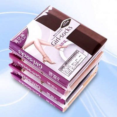 🧦🧦🧦 Носкофф - Любимые Носочки Для Всей Семьи!!! — 🌸Капроновые носки в индивидуальной упаковке - 9 рублей 🌸 — Носки
