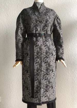 Пальто Цвет: чёрно-белый