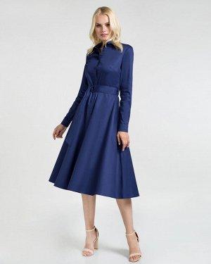 Платье жен. (193940)синий
