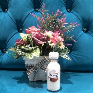 Жемчуг для ванны Sakura с ароматом Кокос