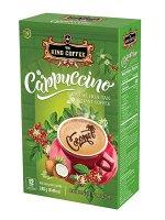 Вьетнамский растворимый кофе «King coffee » Капучино кокос ( 12 пакетиков по 20 грамм)